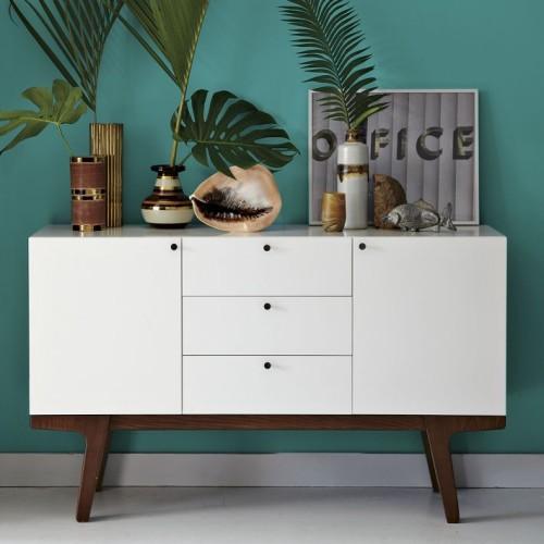 Das perfekte weiße Sideboard