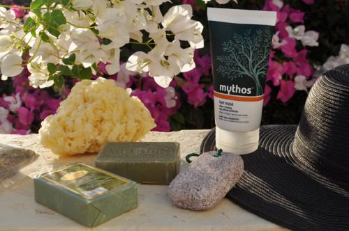Kreta Grece beauty products