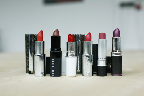 Herbstlippen fall lipsticks