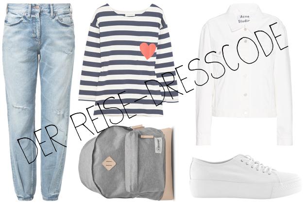 Reise Dresscode