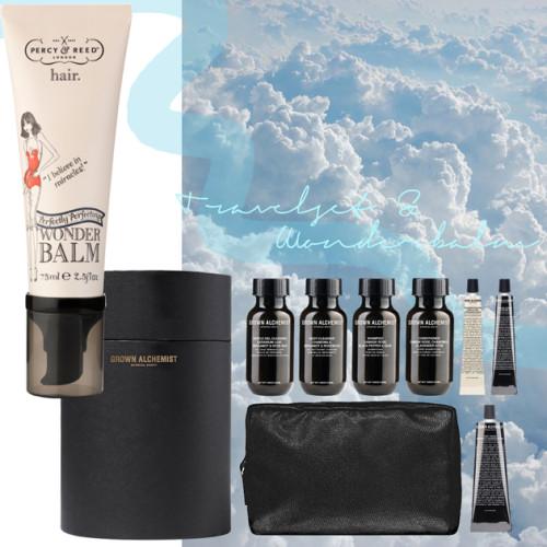 niche beauty travel kit