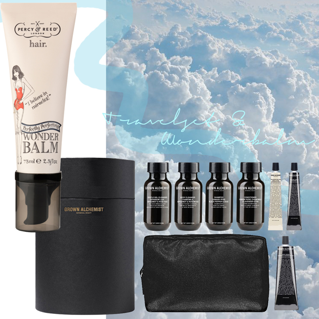 niche beauty travel kit