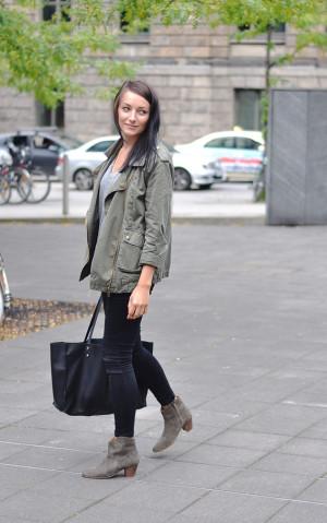Outfit: Schuh-verliebt