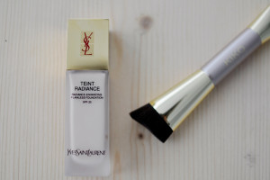 Review: YSL Teint Radiance Foundation