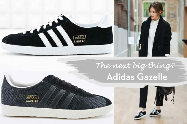 adidas sneaker gazelle damen schwarz