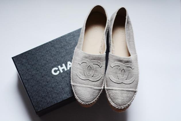 size 40 b3ba3 47d5d Machen oder sein lassen: Chanel Espadrilles - amazed
