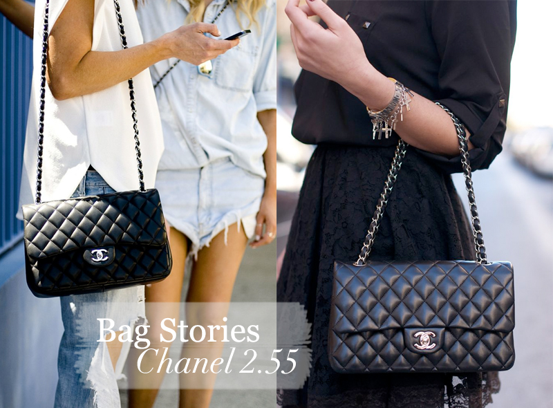 a4e3f3c2deb08 Bag Stories  Chanel 2.55 - amazed