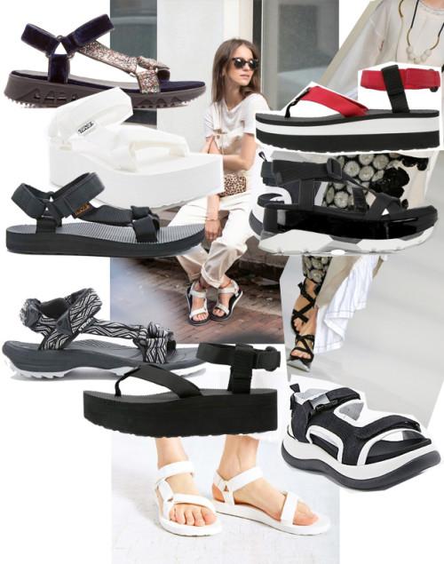 Teva-Sandale