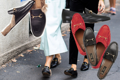 Gucci-Loafer