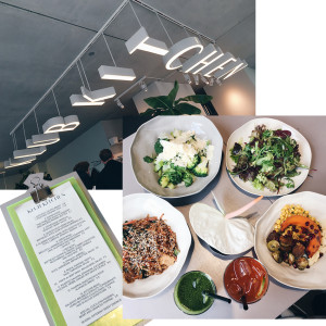Essen in Berlin: The Klub Kitchen
