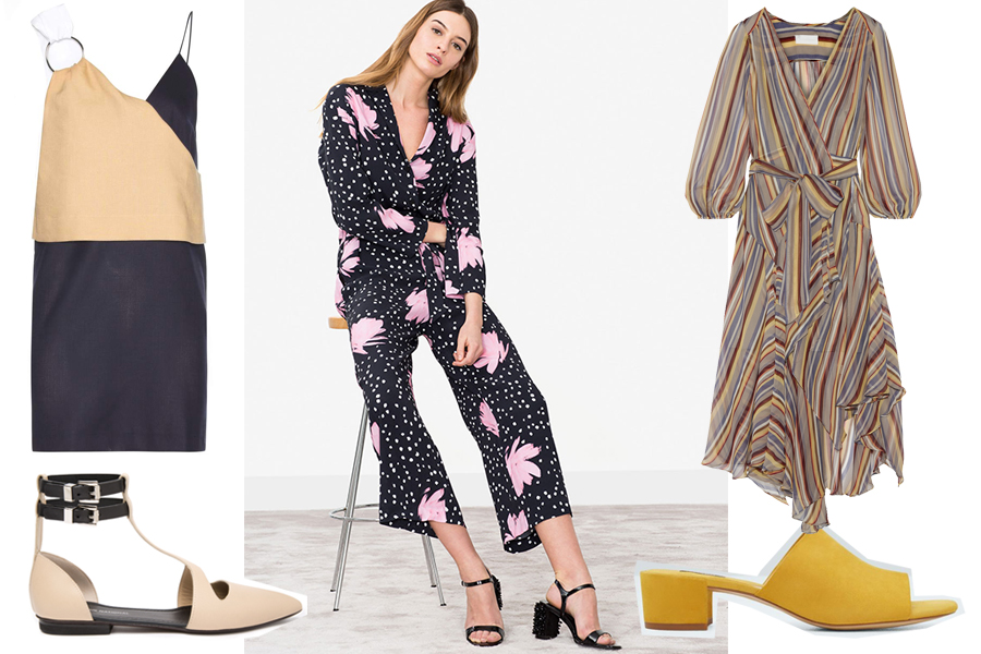 shopping die hochzeit saison die sch nsten outfits f r. Black Bedroom Furniture Sets. Home Design Ideas
