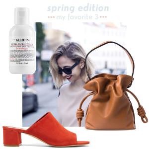 Spring Favorites Beauty Fashion