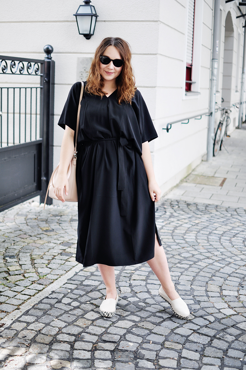 Outfit: Zero Waste Sommerseide - amazed