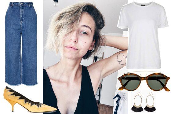 Fashion Week Collage