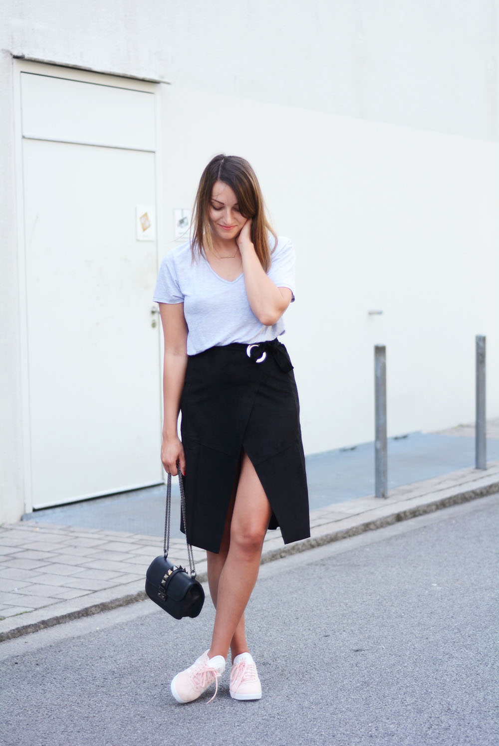 Adidas Gazelle Damen Outfit