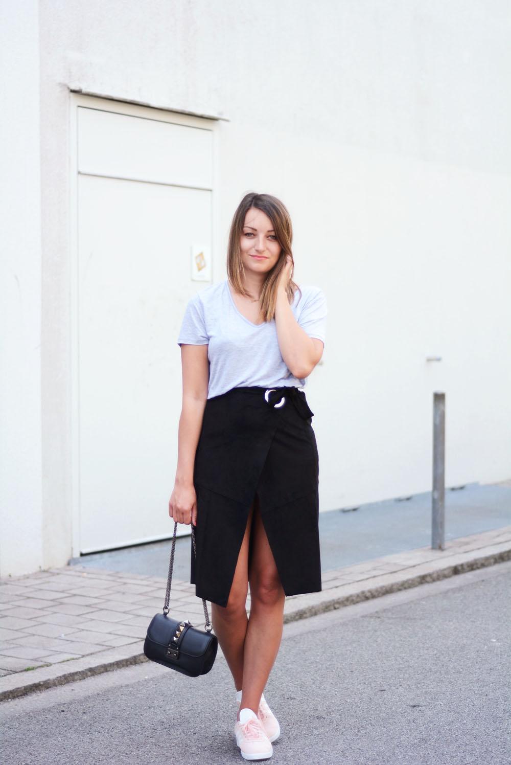 Outfit: Adidas Gazelle
