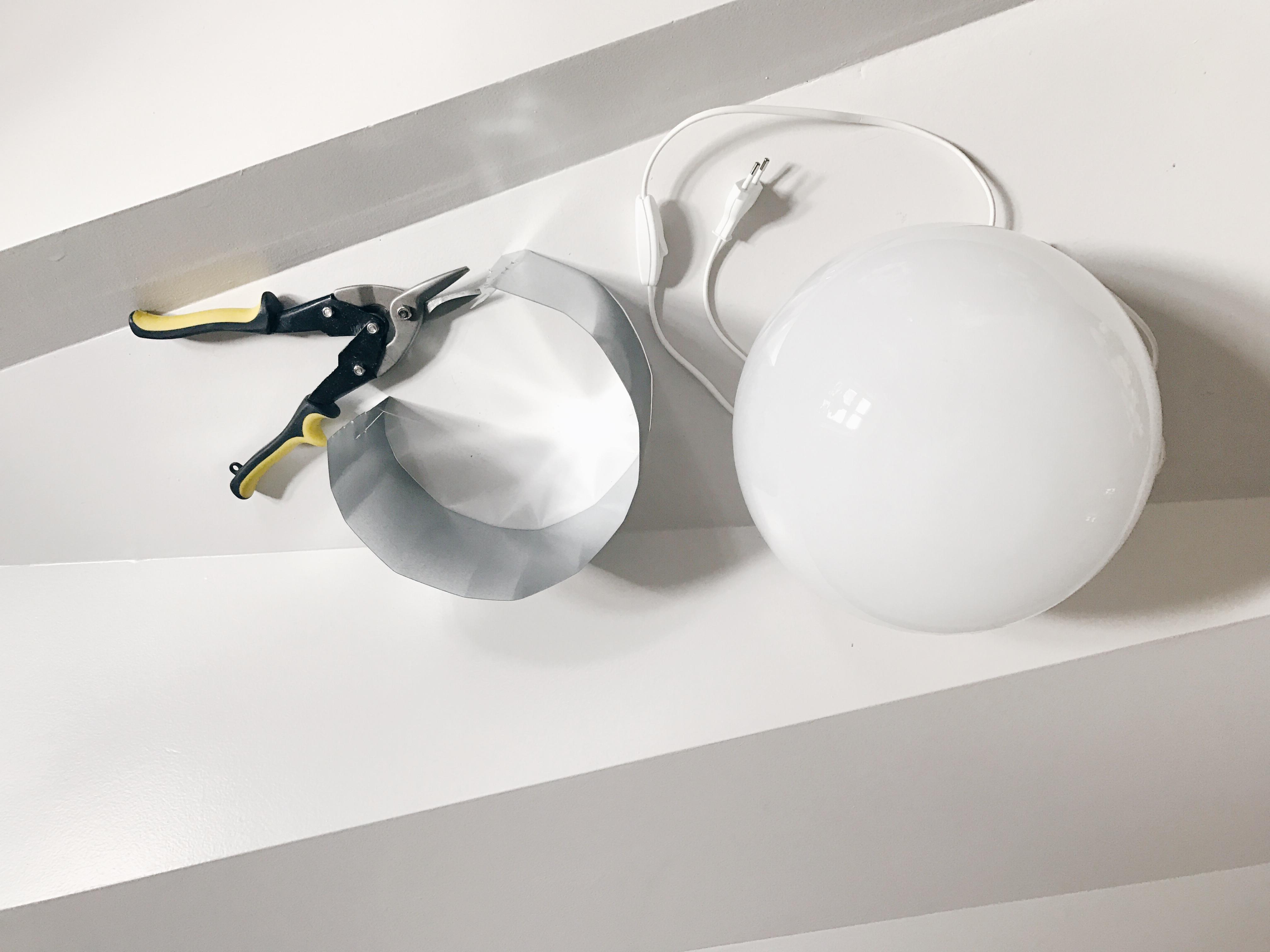 DIY: Ball Lamp - amazed
