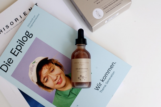Grow Gorgeous Serum