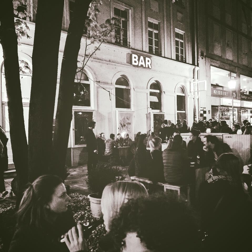 Die Bar, die in München gefehlt hat: Cucurucu - amazed