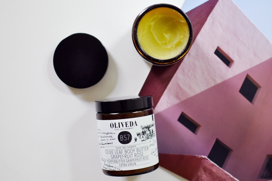 Review Oliveda Olive Leaf Body Butter