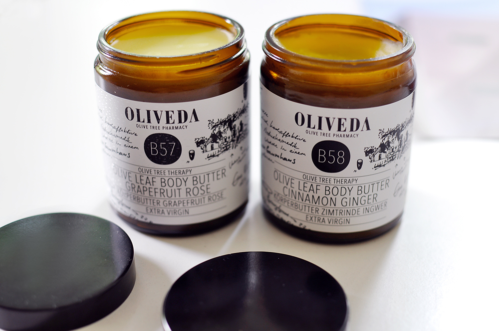 Review Oliveda Olive Leaf Body Butter