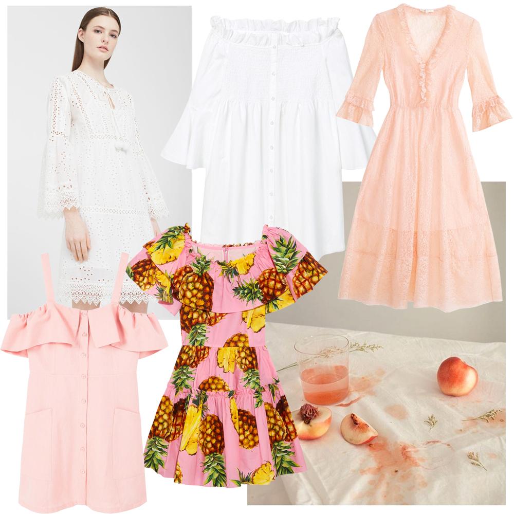Sommerkleider im sale