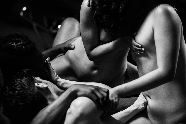Pornos ästhetische Massage
