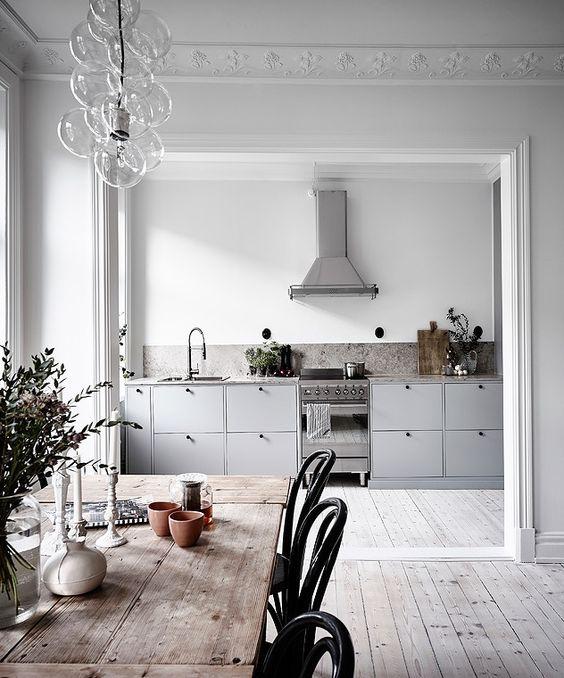 Wohnen: Die graue Küche - amazed