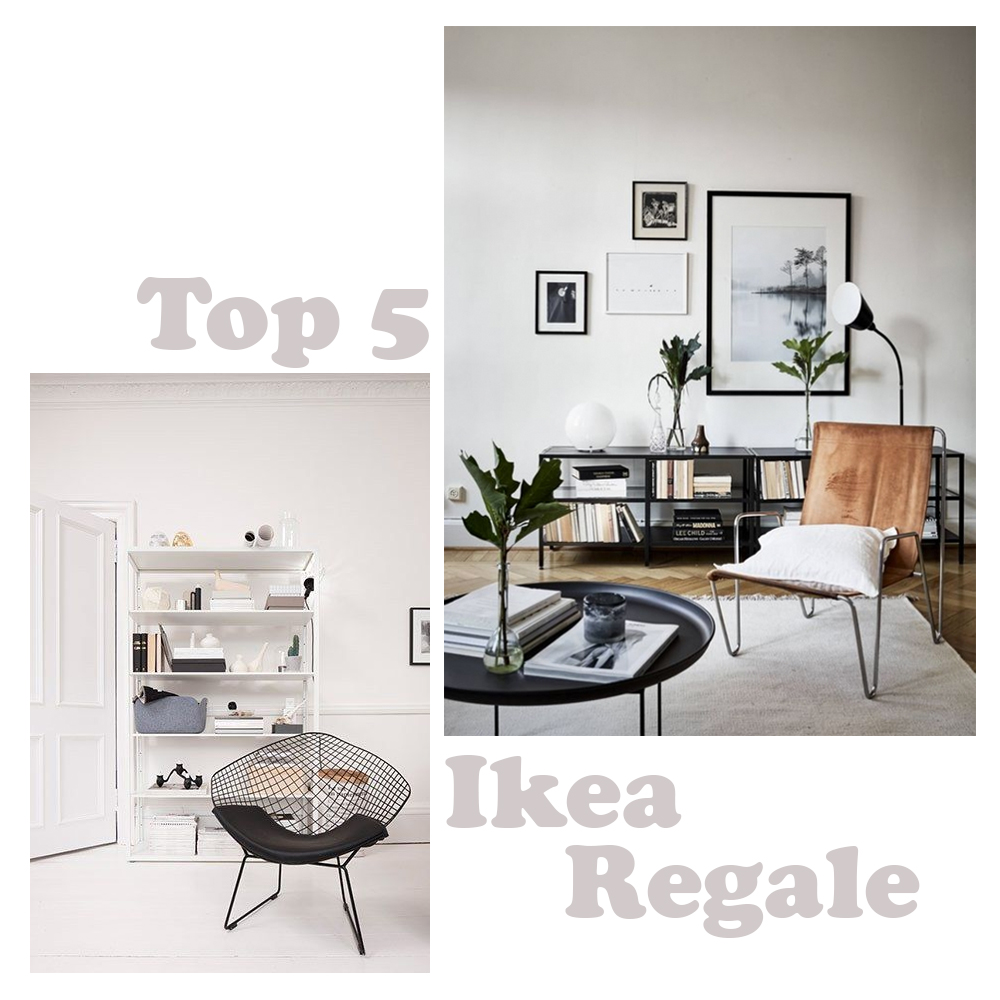 wohnen die top 5 ikea regale amazed. Black Bedroom Furniture Sets. Home Design Ideas