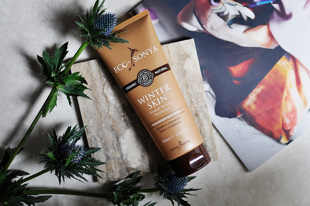 eco by sonya winter skin review