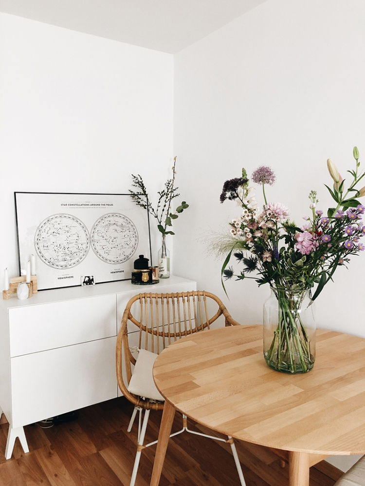 Roomtour: Das Ess  Und Wohnzimmer   Amazed