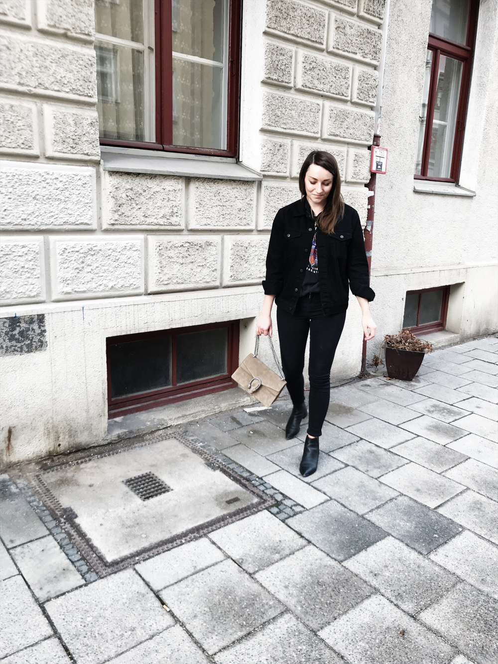Outfit: Den Fokus setzen - amazed