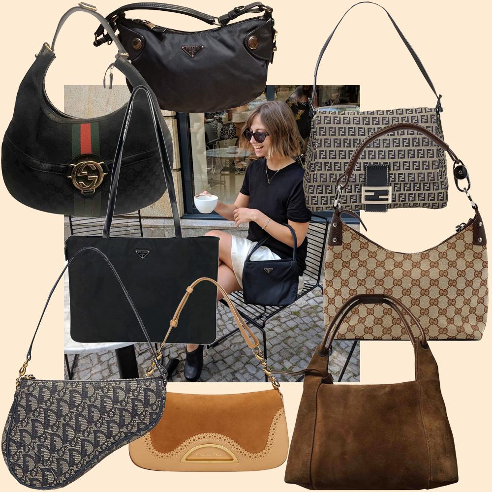 ce4bf3a5878f3 Shopping  Die besten Vintage Designertaschen - amazed