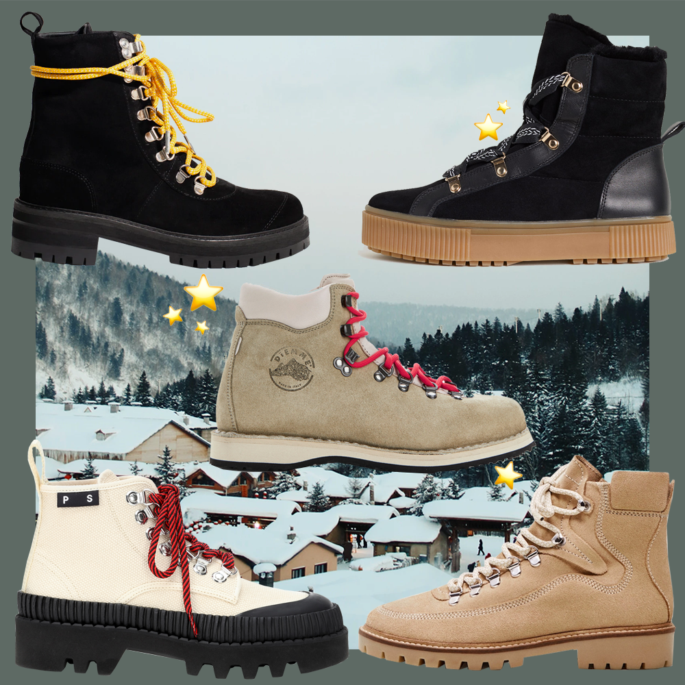 89b55fdc8b789a Solides Schuhwerk  Die schönsten Stiefel für warme Füße (und Knöchel ...