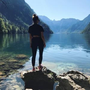 Wanderung am Königssee