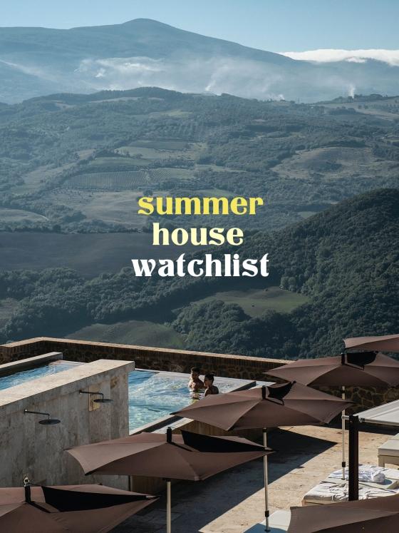 Sommerfilme Ferienhäuser