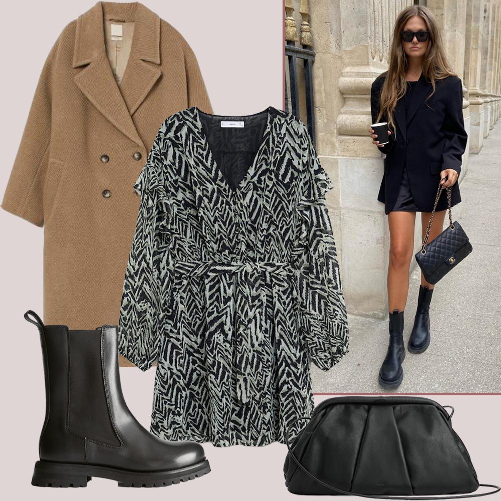 3 ways to wear: mit dem chunky boot durch den herbst - amazed