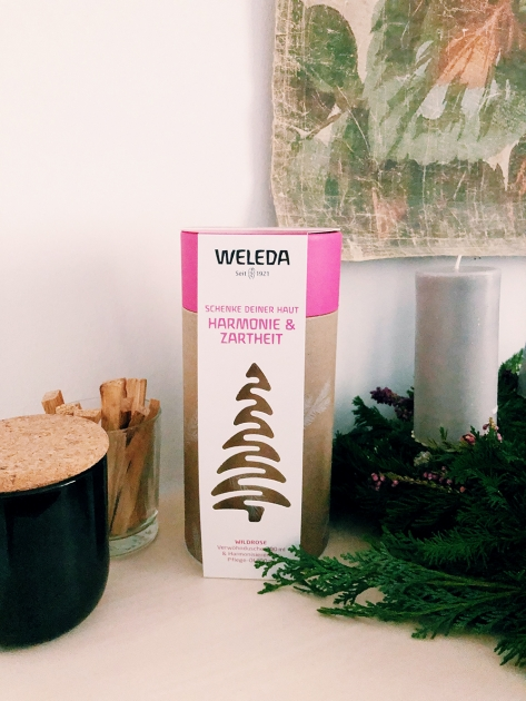 Weleda Wildrose Weihnachtsset