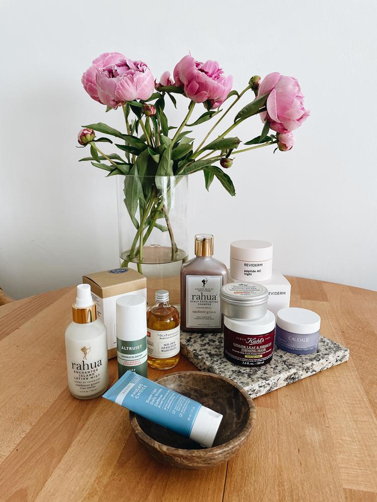 Beauty Pflegeprodukte für den Sommer
