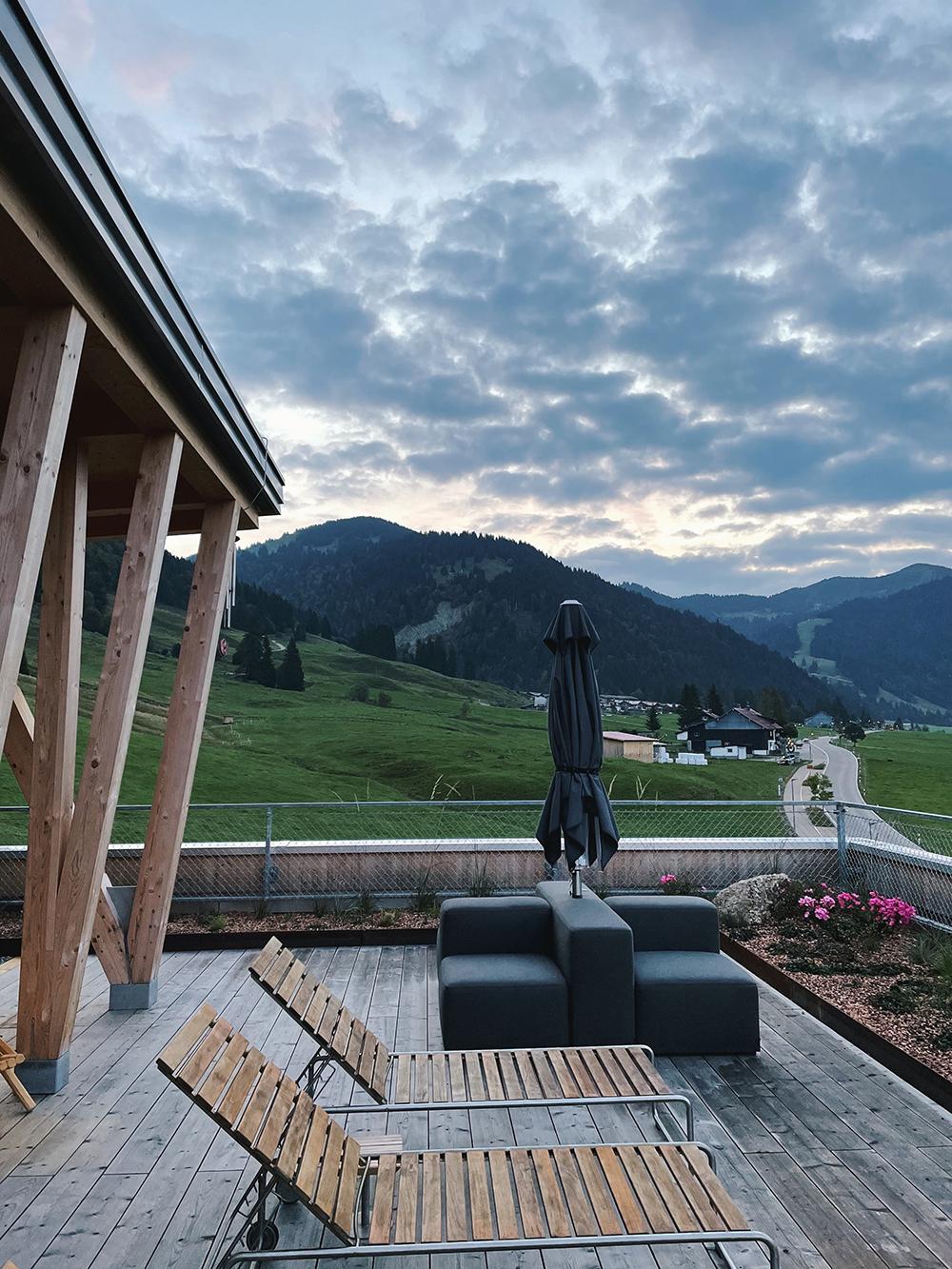 Hubertus Mountain Refugio Allgäu